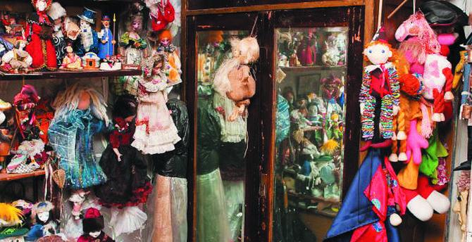 Коллекция кукол А. В. Гнездилова