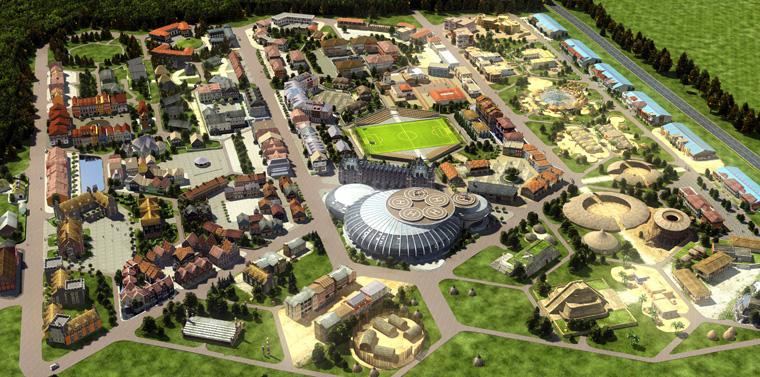 Проект ЭТНОМИРа будущего-2020 год (фото с сайта www.ethnomir.de)